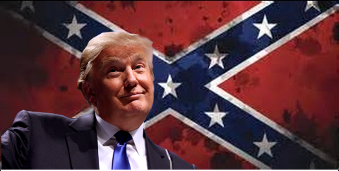 Donald Trump's Confederate Flag – The Historic Struggle