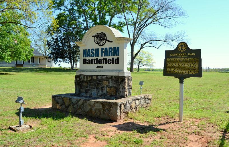 Nash Farm Battlefield Saga The Historic Struggle